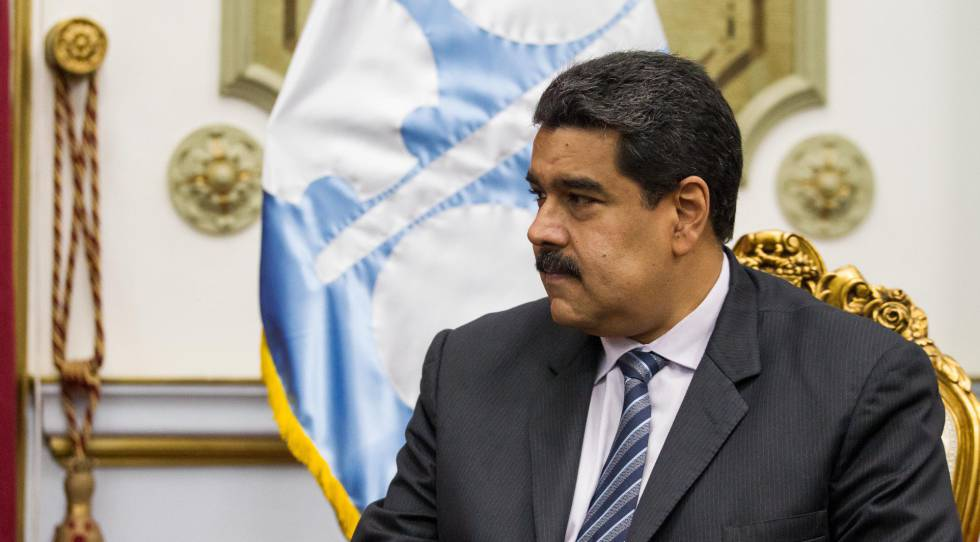O presidente da Venezuela, Nicolas Maduro.