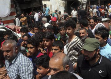 Estado Islâmico responsabiliza-se do atentado no bairro de maioria xiita de Cidade Sadr
