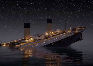 Um site reproduz, segundo a segundo e com todos os detalhes, o naufrágio do transatlântico