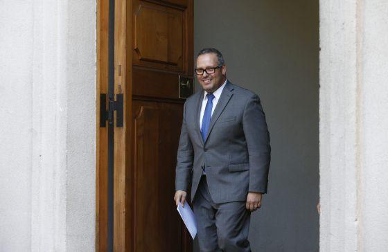 Sebastián Dávalos, filho mais velho de Michelle Bachelet.
