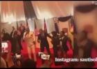 Presidente dos Estados Unidos subiu ao palco com uma popular banda pop do Quênia durante um jantar de Estado
