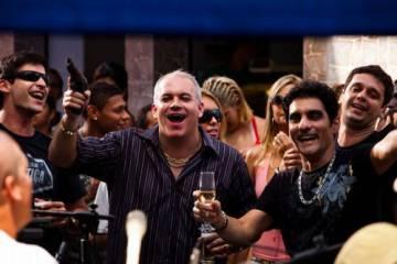 O filme 'Tropa de Elite 2' retrata o poder das milícias no Rio.