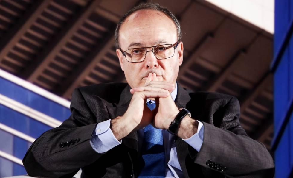 Luis Linde, presidente do Banco Central da Espanha.