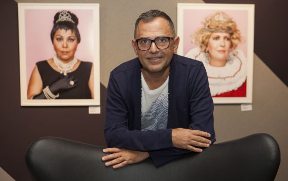 Paulo Borges, criador da São Paulo Fashion Week.