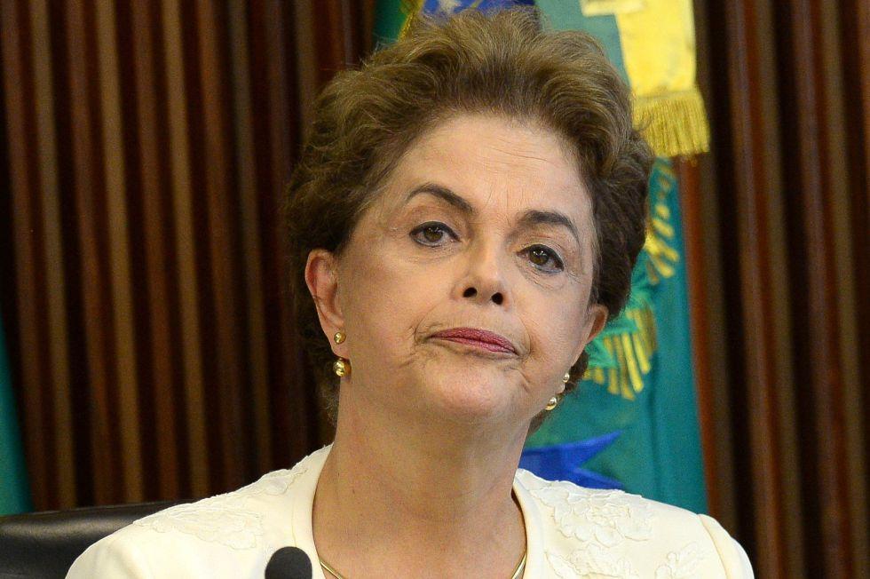 Presidenta Dilma Rousseff, nesta sexta-feira.