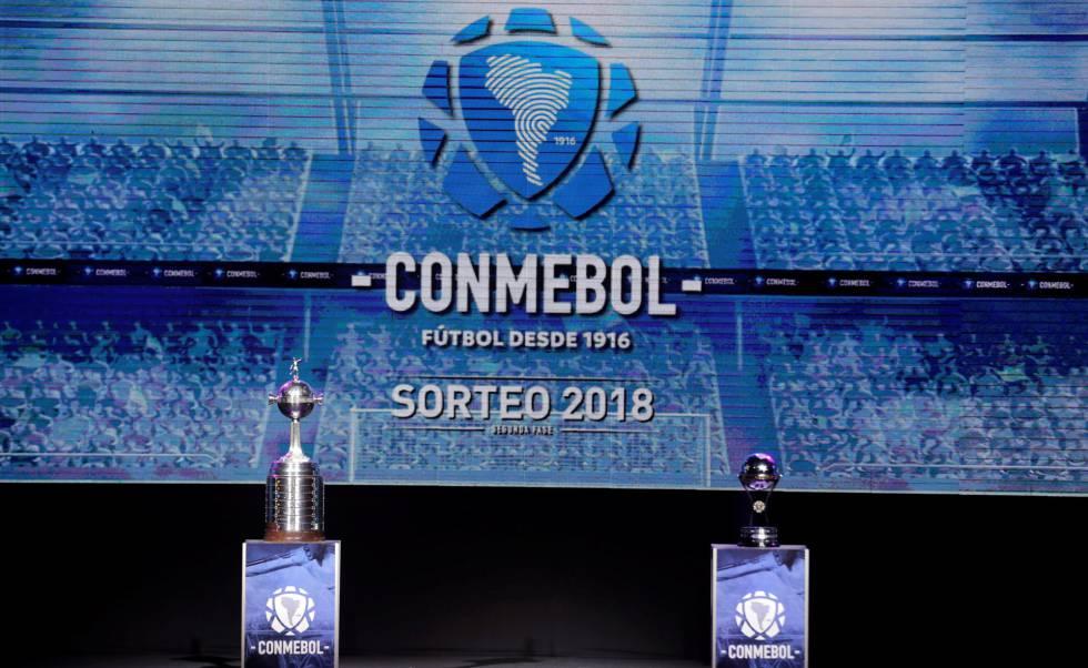 Sorteio definiu confrontos da Libertadores e Sul-Americana.