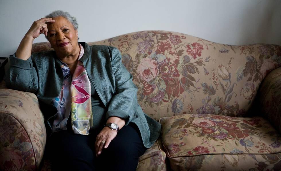 Toni Morrison, Nobel de Literatura.