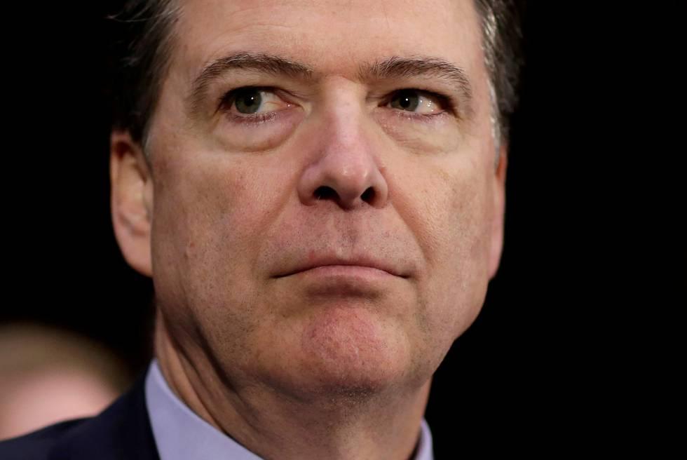 James Comey, ex-diretor do FBI