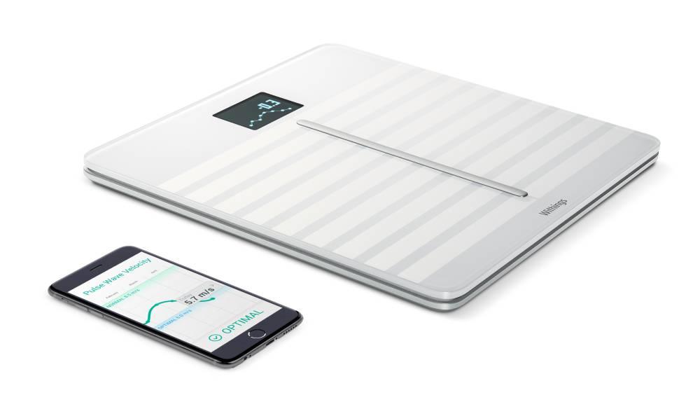 Balança Body Cardio, da Withings, divisão de saúde da Nokia.