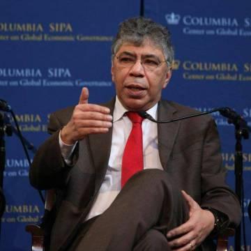Representante do Brasil no FMI, Otaviano Canuto.