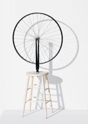 'Bicycle Wheel', de Marcel Duchamp.