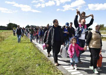 Governo dinamarquês endurece suas leis para dissuadir os solicitantes de asilo e trata quem transporta imigrantes como traficantes de pessoas