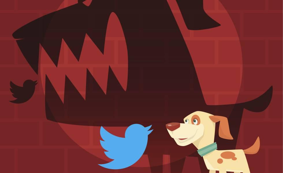Quando um tuíte contém um termo emocional e moral, é mais provável que seja retuitado.