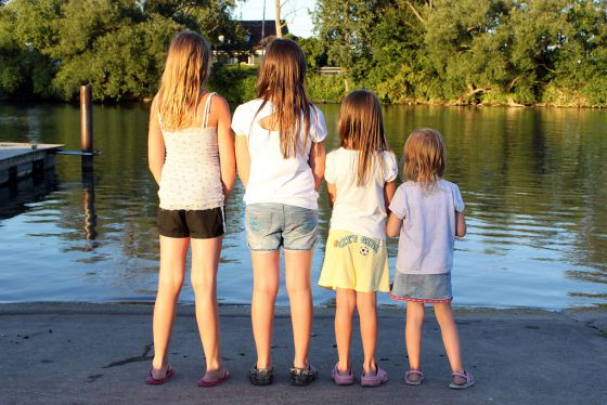 Os filhos de primos-irmãos medem 1,2 centímetro a menos do que a média.
