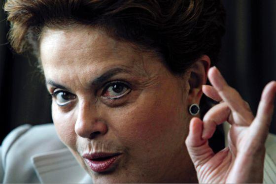 Dilma Rousseff, em uma foto de arquivo.
