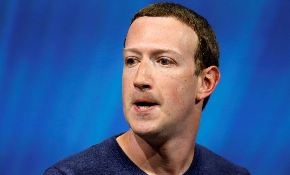 Mark Zuckerberg, fundador e executivo-chefe do Facebook.