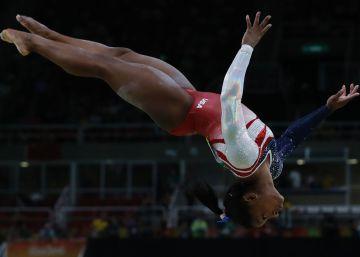 Os segredos do movimento inventado pela ginasta norte-americana, ganhadora do ouro na Rio 2016