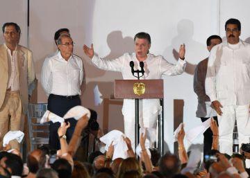 Presidente da Colômbia, ex-ministro da Defesa, apostou todo seu capital político no acordo de paz