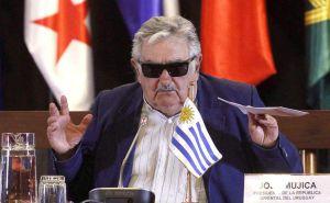 José Mujica, em 12 de março.