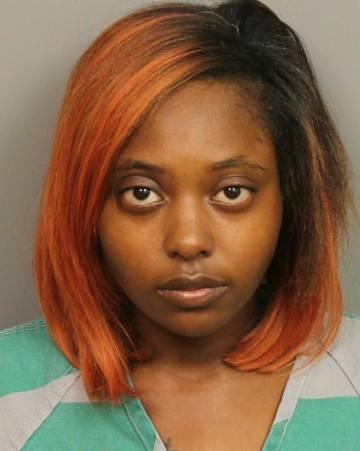 Imagem de Marshae Jones divulgada pela polícia do condado de Jefferson.