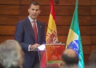 Felipe de Borbón chega a São Paulo para aprofundar as relações econômicas entre os dois países