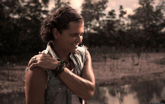 O cantor Carlos Vives.