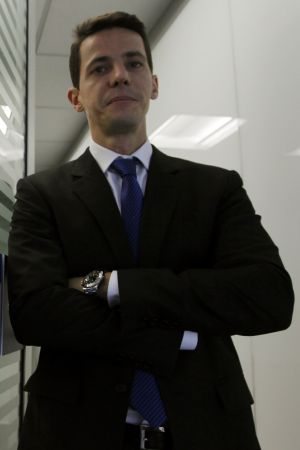Rodrigo Galindo, presidente da Kroton.