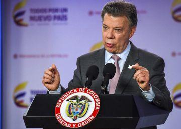 """Presidente Santos toma a decisão antes de se reunir com Uribe, e líder guerrilheiro pergunta  """"Depois disso continua a guerra?"""""""