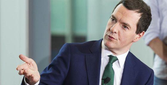George Osborne, ministro britânico.