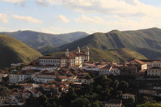 Ouro Preto, no Estado de Minas Gerais.