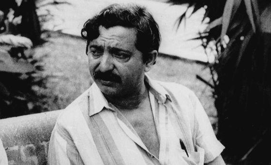 O seringueiro e ativista ambiental Chico Mendes.