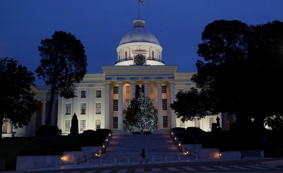 Capitólio do Estado do Alabama