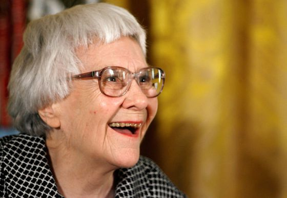 Harper Lee, em uma imagem de 2007.