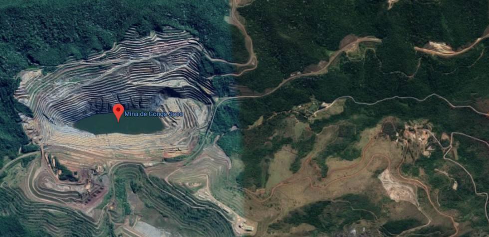 Reprodução do Google Maps.