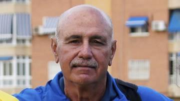Millán, em imagem divulgada pela Federação Canária de Atletismo.