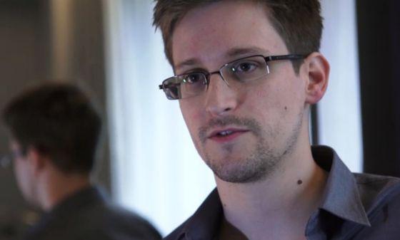 O ex-analista Edward Snowden, em foto de junho.