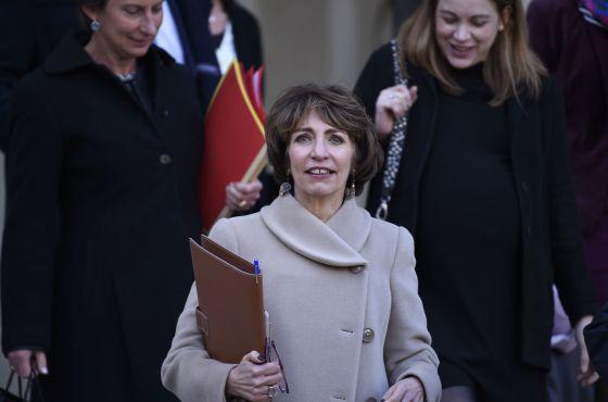 A ministra da Saúde, Marisol Touraine, em 4 de janeiro.