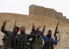 Tropas leais ao Governo afirmam que recuperaram dois terços da lendária cidade que estavam nas mãos do Estado Islâmico