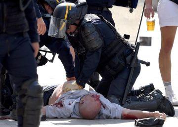 Pelo terceiro dia consecutivo a cidade foi palco de violentos confrontos. Seis pessoas foram presas
