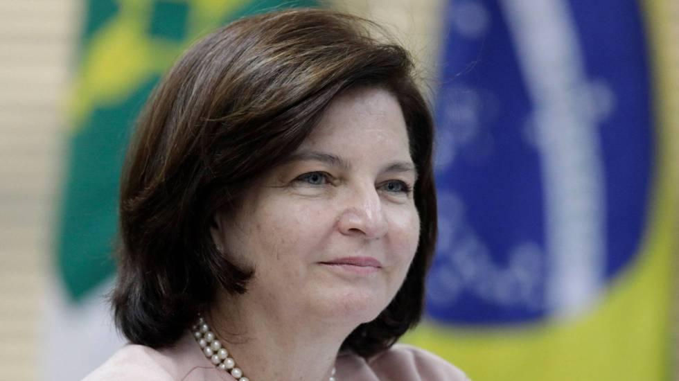 Raquel Dodge, futura procuradora-geral da República