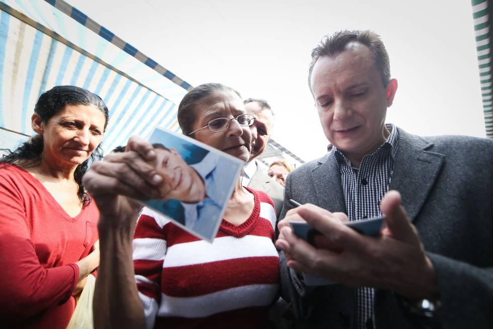 Russomanno em campanha no bairro do Limão