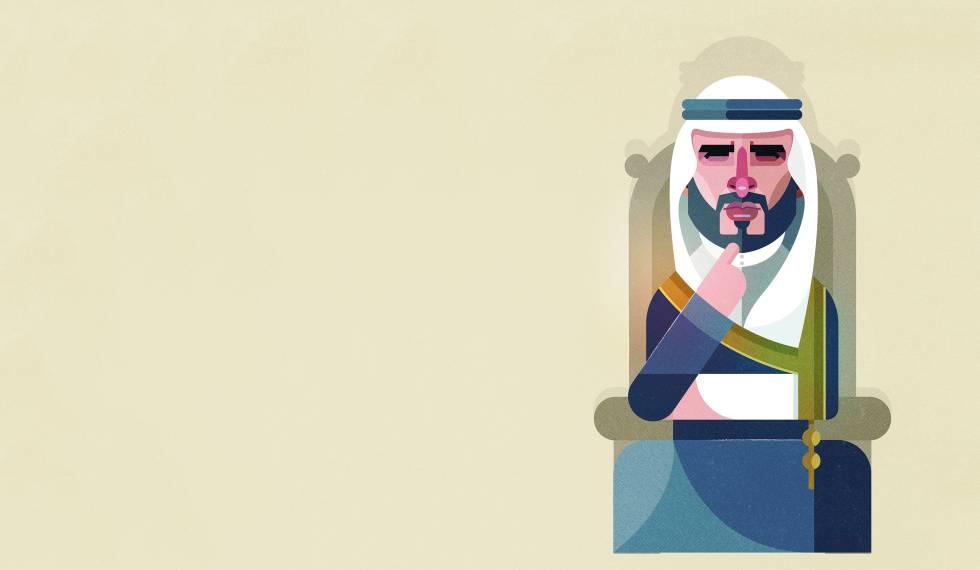 Mohamed Bin Salman (MBS), de 32 anos, filho do rei Salman.