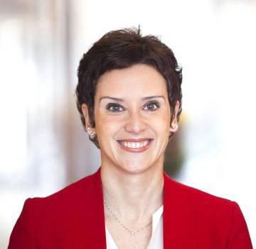 Monica de Bolle, economista e pesquisadora do Peterson Institute for International Economics. Divulgação