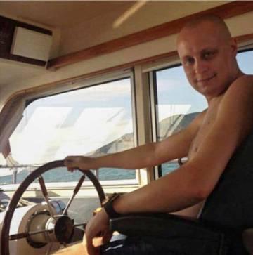 O hacker russo Evgeniy M. Bogachev, em imagem do FBI publicada pelo 'The New York Times'.