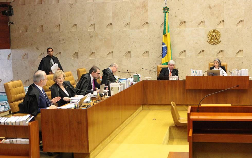 Sessão plenária do STF nesta quarta-feira, sobre as delações da JBS.