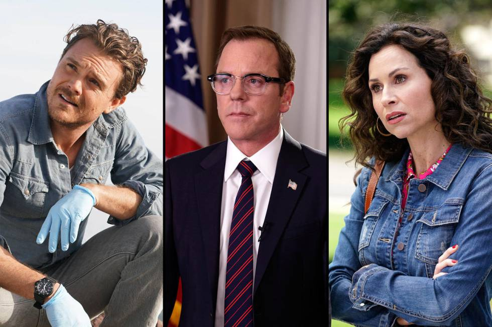 'Lethal Weapon', 'Designated Survivor' e 'Speechless'.