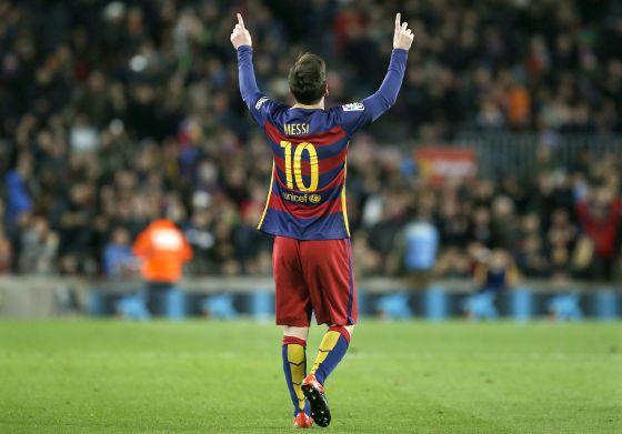 Messi ganhará a Bola de Ouro em 2015.