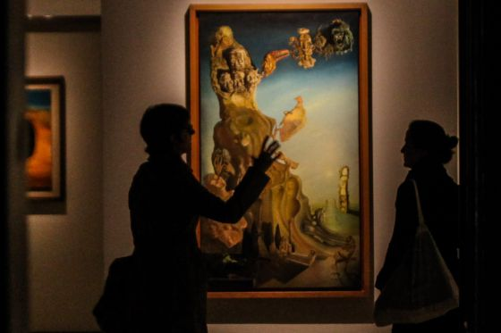 Rio recebe a mostra de Salvador Dalí.