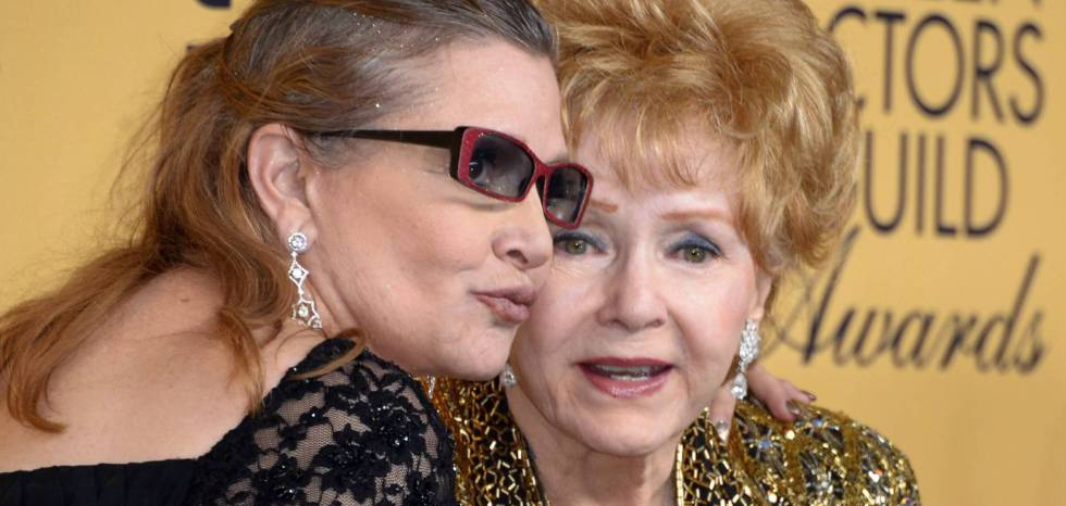 O falecimento de Carrie Fisher e Debbie Reynolds emocionou o mundo do cinema.