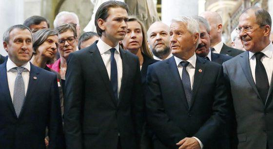 Andrii Deshchitsa, no Comitê de Ministros do Conselho da Europa.